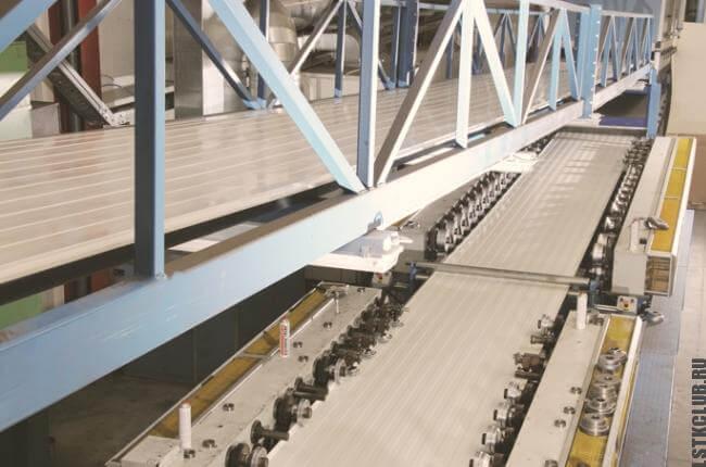 Производство легких металлоконструкций ЛСТК