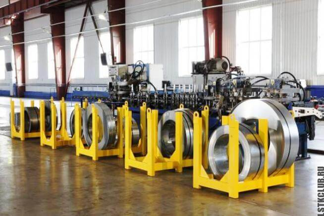 Завод металлоконструкций ЛСТК