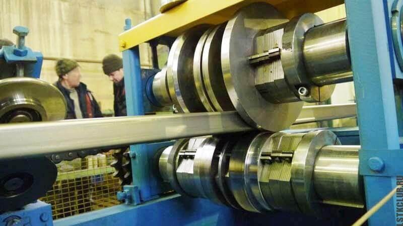Производственная линия ЛСТК