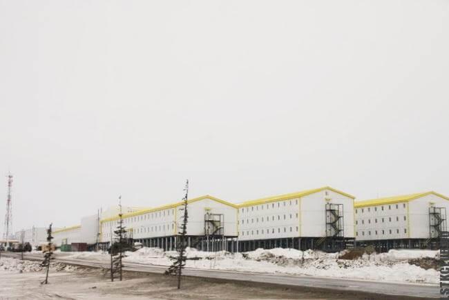 Жилое строительство из ЛМК