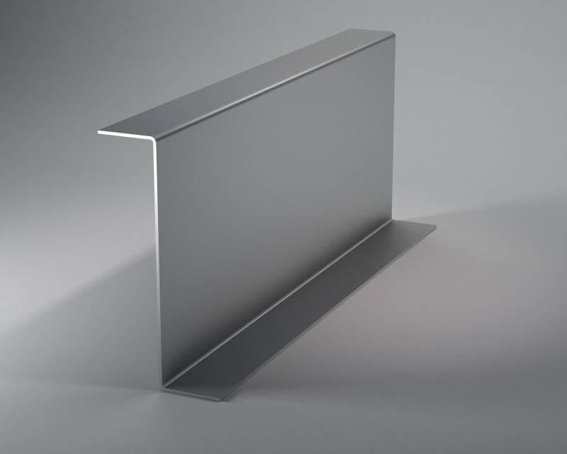 Z-образный гнутый профиль
