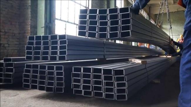 Изготовления гнутого профиля для строительства металлоконструкций