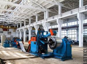 Завод по производству металлических конструкций ЛСТК