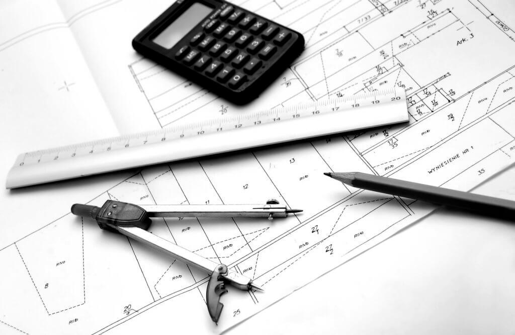 Рабочий процесс этапа проектирования здания