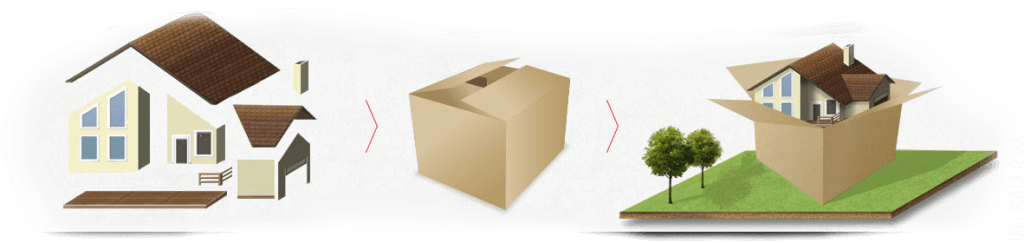 Дом из ЛСТК: сборка всех элементов, формирование домокомплекта