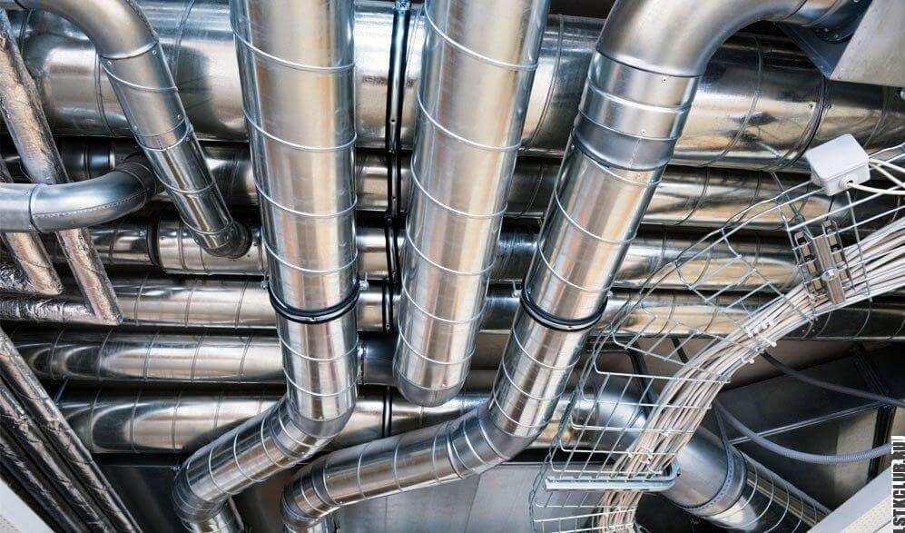 Вентиляция в современном доме ЛСТК