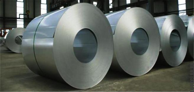 Рулоны оцинкованной стали для ЛСТК