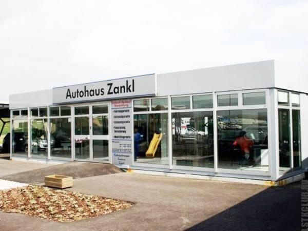 Готовый магазин по технологии ЛСТК