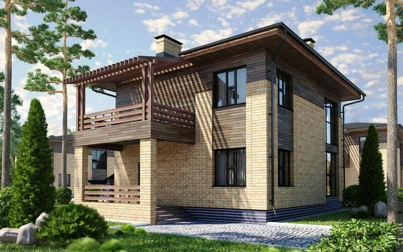 Индивидуальное проектирование дома