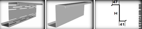 Z-образный профиль