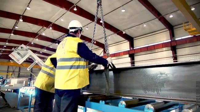Производство металлических конструкций в России