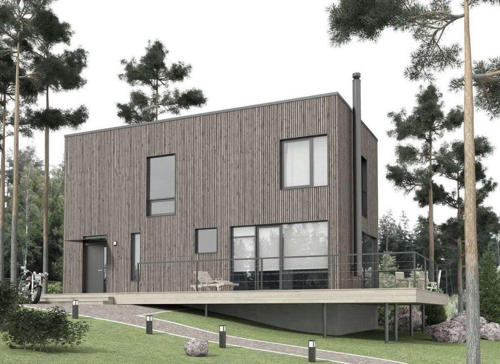 Проектирование производственных зданий на основе типовых пролетов