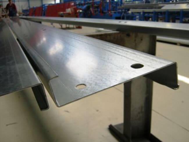 Производство гнутого профиля из стали