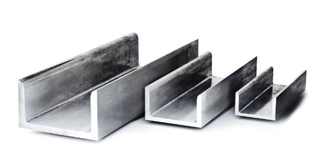 Типовые размеры стального профиля ЛСТК
