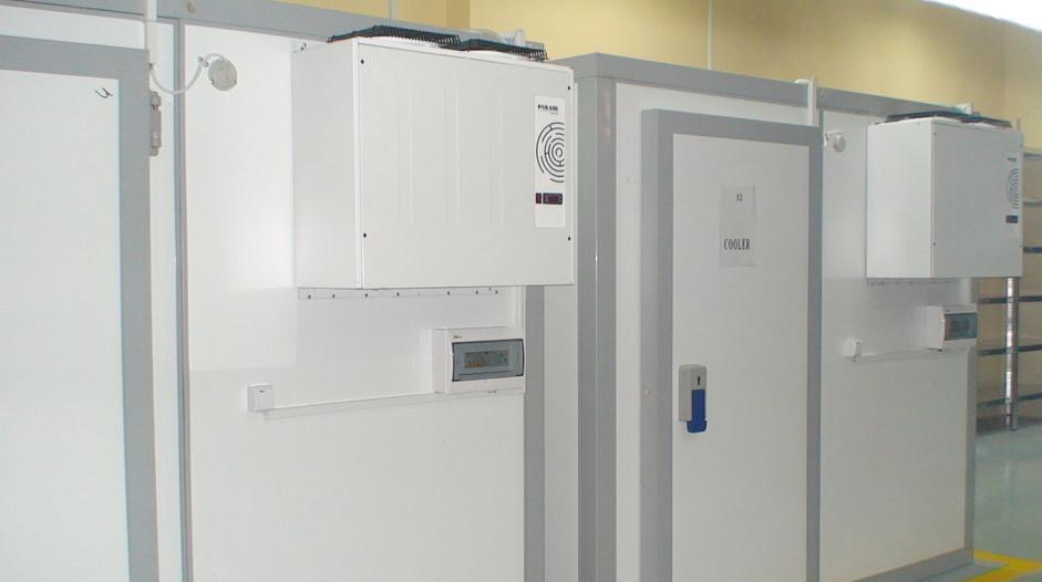 Холодильные камеры для магазинов