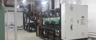 Завод по производству холодильных камер