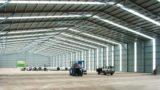 Быстровозводимые производственные здания