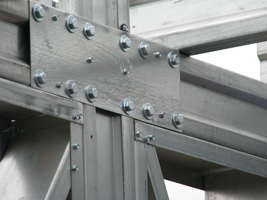 Профили для быстровозводимых зданий