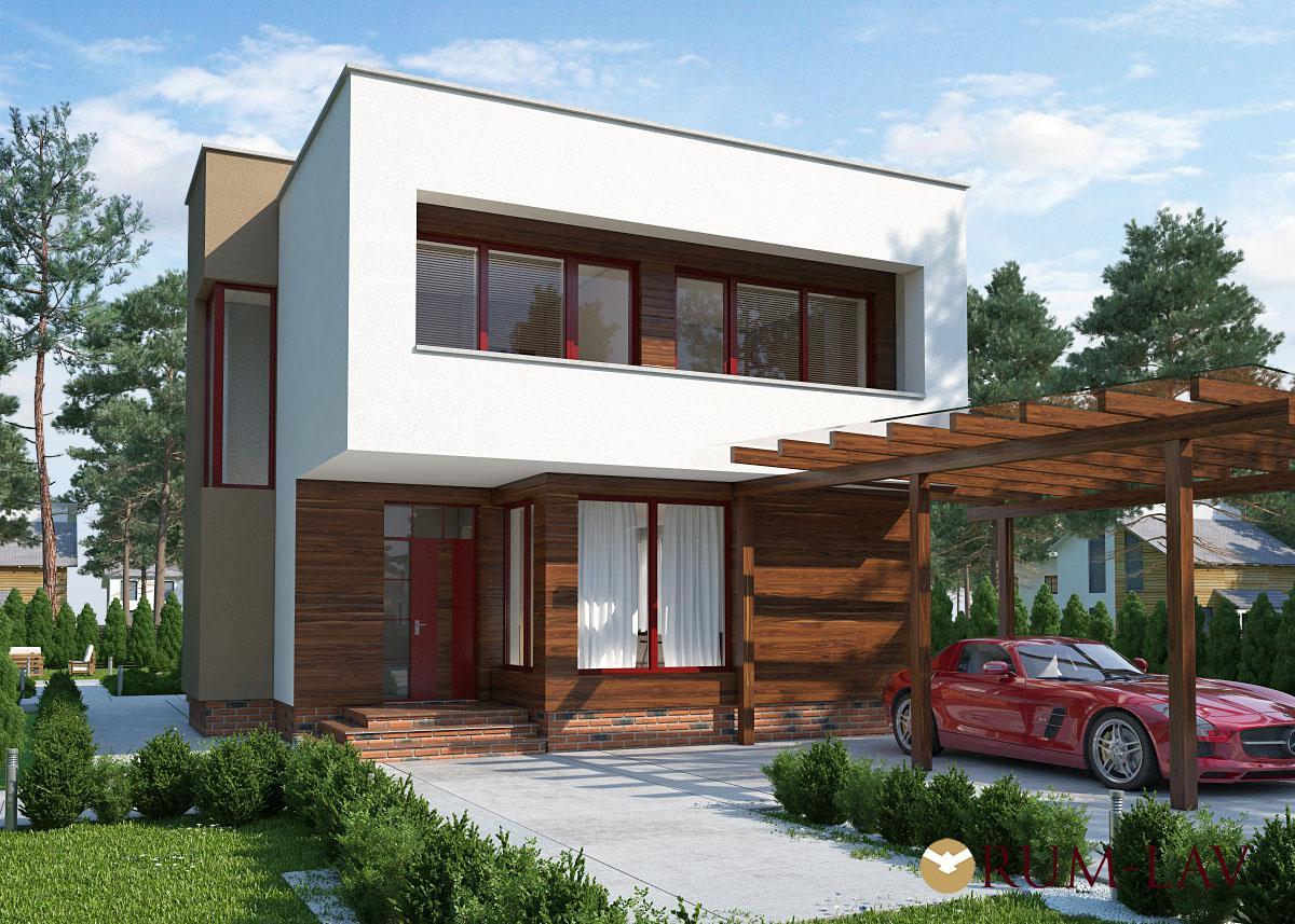 Проекты быстровозводимых домов под ключ