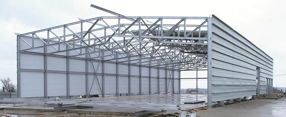 Строительная компания быстровозводимых зданий