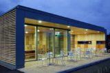 Быстровозводимые здания для кафе