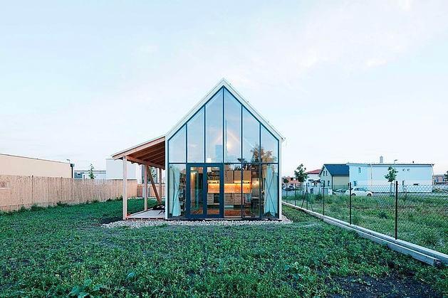 Быстровозводимые небольшие дома