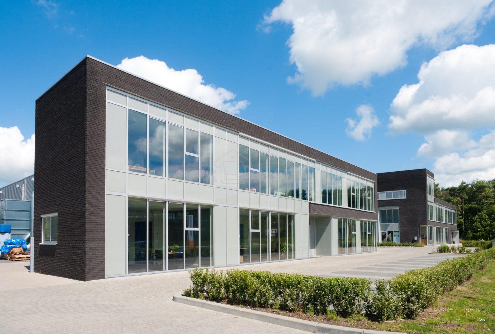 Быстровозводимые административные здания