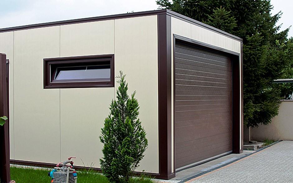 Быстровозводимые гаражи для дома