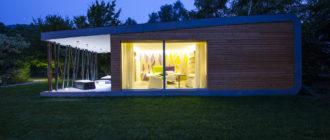 Быстровозводимые одноэтажные дома
