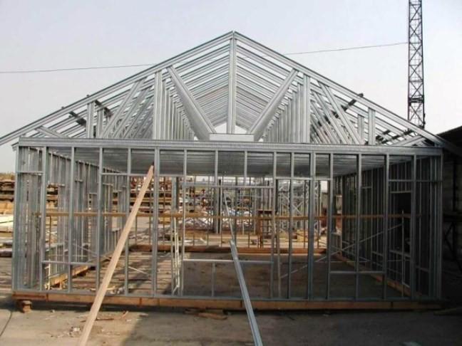 Проекты элитных домов из ЛСТК