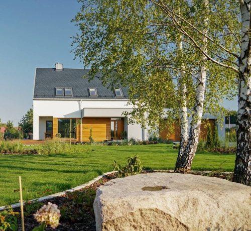Выполненные проекты домов