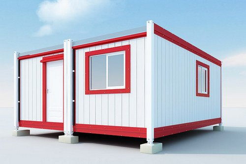 Изготовление модульных зданий