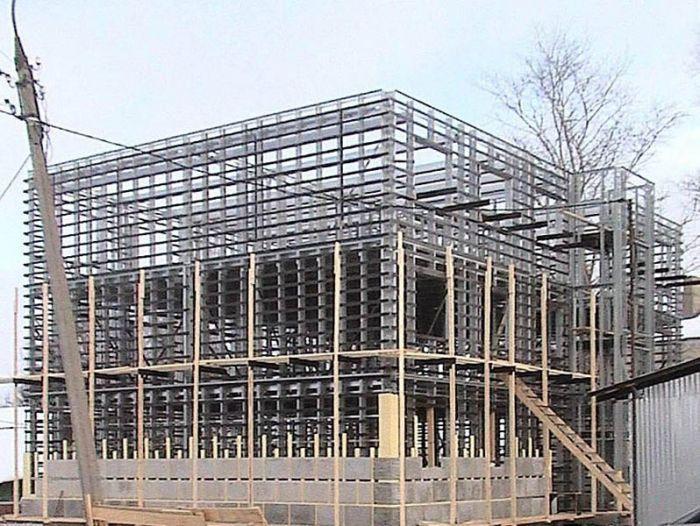 Возведение модульных зданий