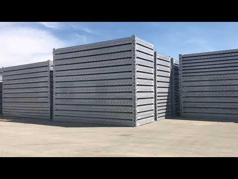 Поставка модульного здания