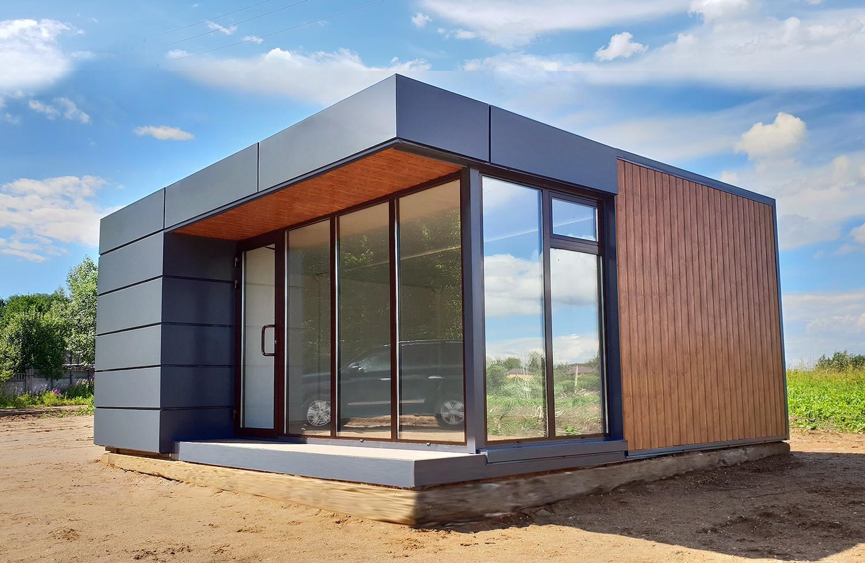 Каркасно панельные здания