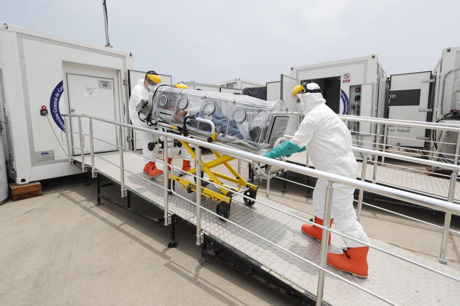 строительство быстровозводимых больниц