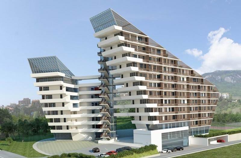 Проектирование секционных жилых домов