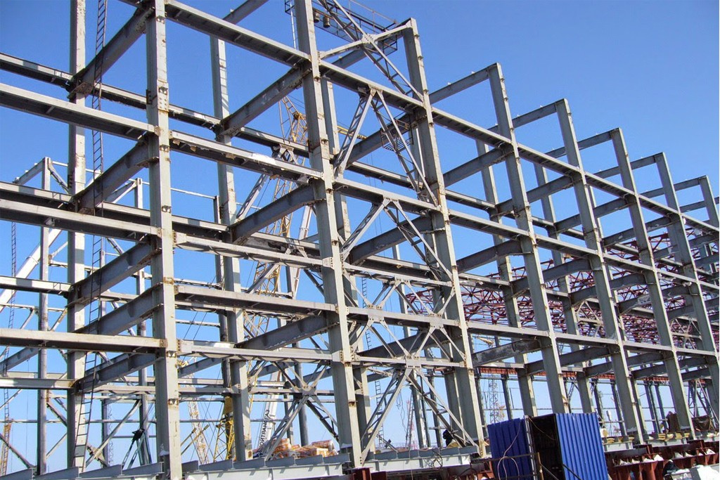 Проектирование конструкций многоэтажных зданий
