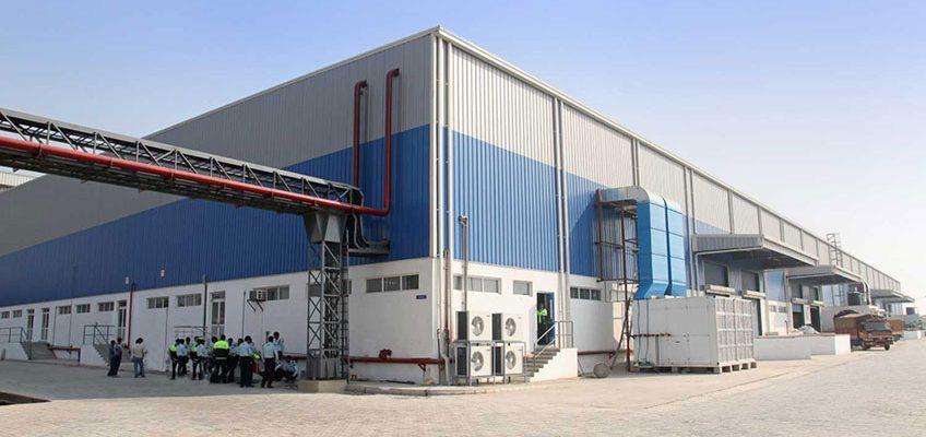 Проектирование одноэтажного промышленного здания из ЛСТК