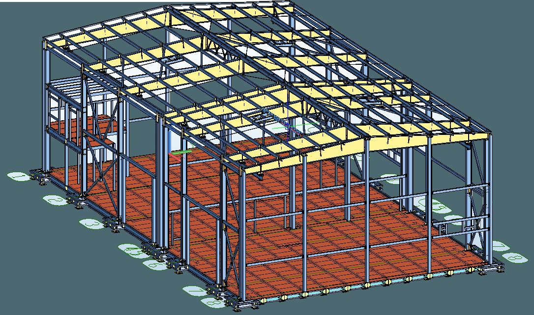 Проектирование металлических конструкций