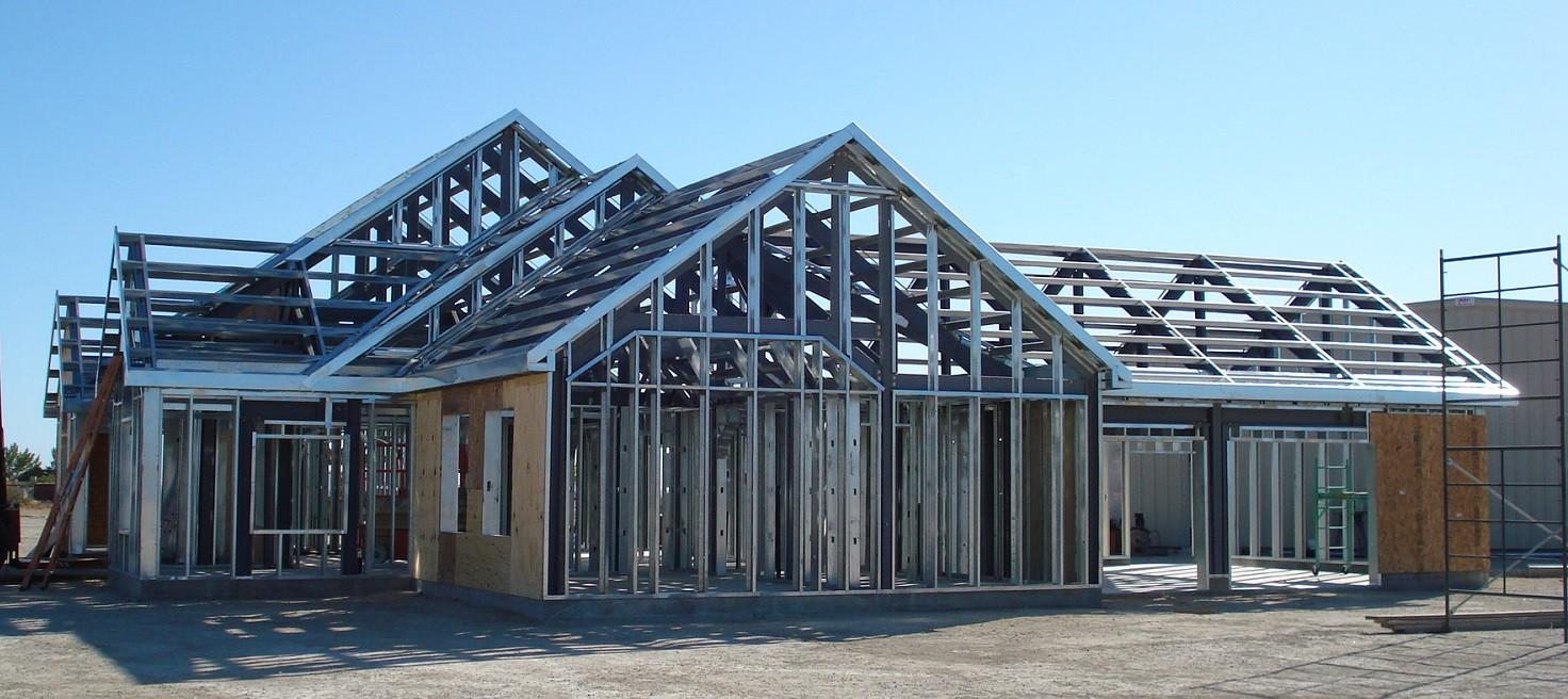 Строительство и проектирование жилых домов из ЛСТК