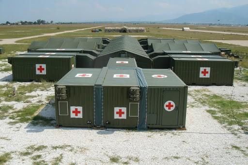 модульные инфекционные больницы