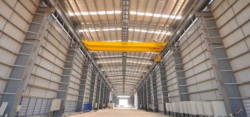 Проектирование складов из металлоконструкций