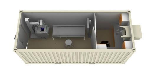 строительство коронавирусных модульных зданий