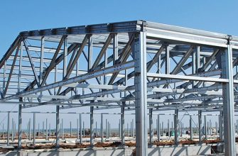 строительство металлических крыш зданий