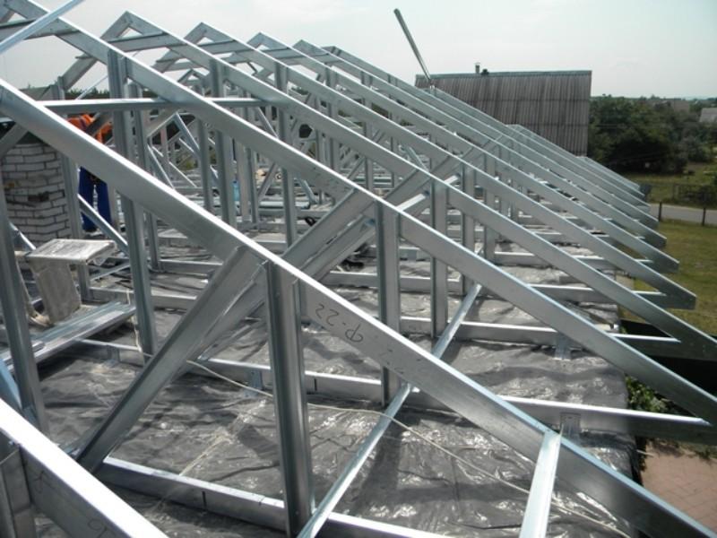 ферма для крыши или навеса