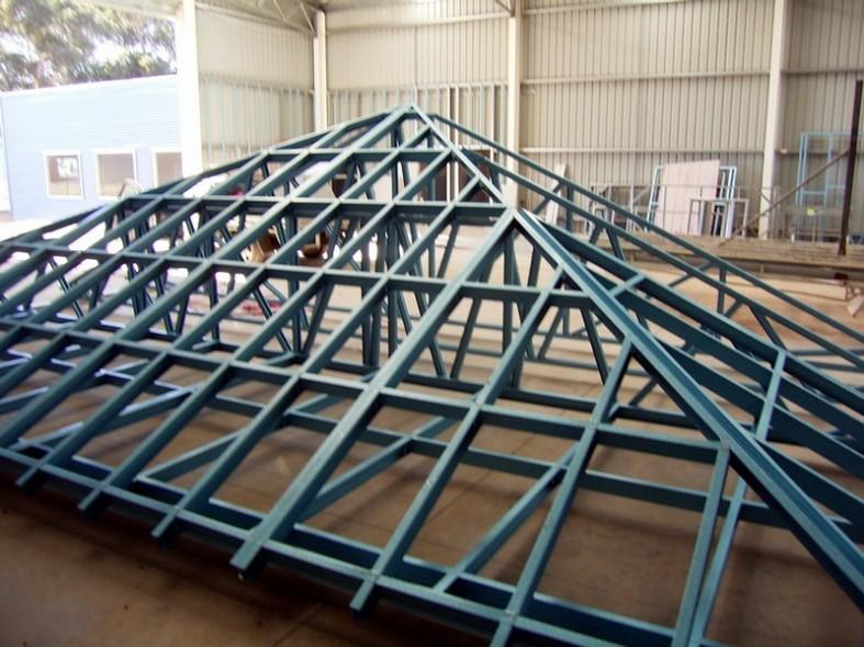 металлические стропила для крыши