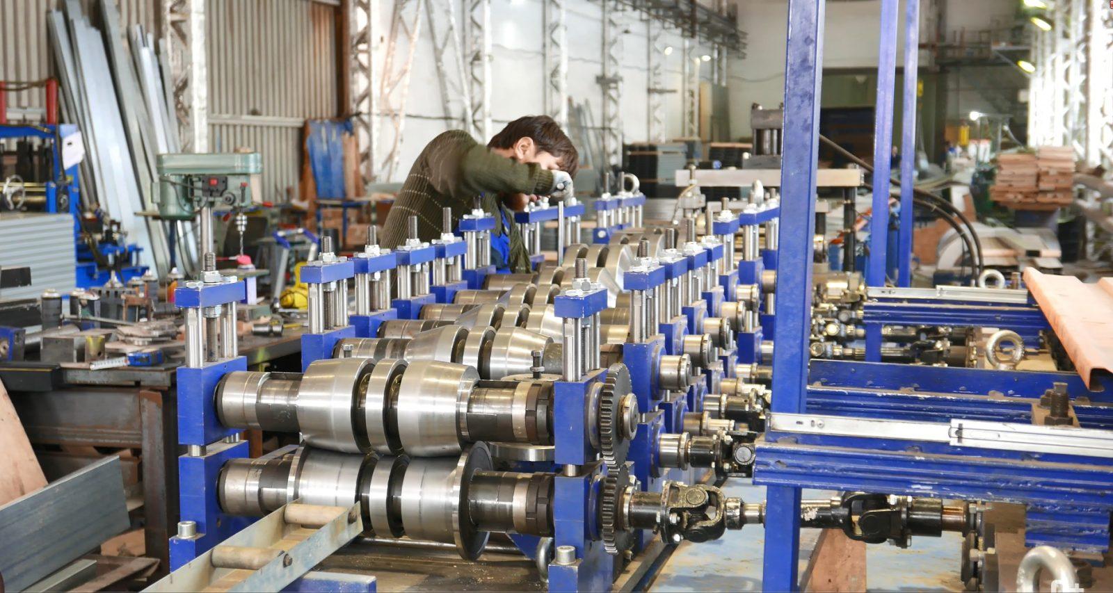 Производство ЛСТК и быстровозводых зданий